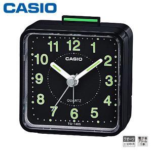 カシオ めざまし 時計 TQ-140S-1JF CASIO 電子音 アラーム アナログ クオーツ クロック お取り寄せ|iget