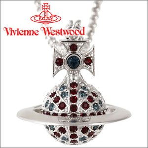 ヴィヴィアンウエストウッド ネックレス Vivienne Westwood ヴィヴィアン ジャックスモールオーブペンダント シルバー iget