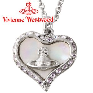 ヴィヴィアンウエストウッド ネックレス Vivienne Westwood ヴィヴィアン ペトラペンダント シルバー iget