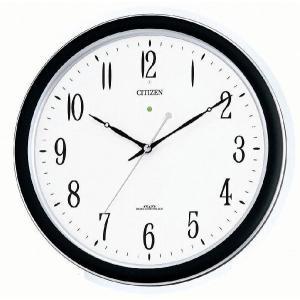 電波時計 掛け時計 強化防滴 強化防塵 耐熱 耐食用油 クロック キッチン 業務用 ネムリーナM691F 4MY691-N19 シチズン CITIZEN お取り寄せ|iget
