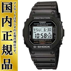 G-SHOCK Gショック ジーショック 腕時計 DW-5600E-1  正規品  CASIO カシオ 5600シリーズ ロングセラーG-SHOCK メンズ iget