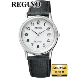 RS25-0033B  30%OFF 国内モデル  CITIZEN REGUNO シチズン レグノ  エコドライブ搭載のスタンダードシリーズ|iget
