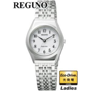 RS26-0043C  30%OFF 国内モデル  CITIZEN REGUNO シチズン レグノ  エコドライブ搭載のスタンダードシリーズ|iget