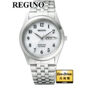 RS25-0051B  30%OFF 国内モデル  CITIZEN REGUNO シチズン レグノ  エコドライブ搭載のスタンダードシリーズ|iget