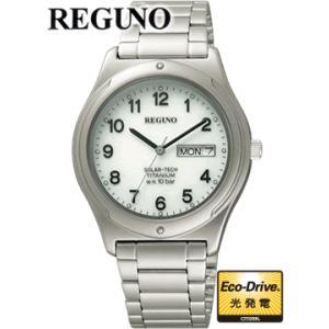 RS25-0083B  30%OFF 国内モデル  CITIZEN REGUNO シチズン レグノ  エコドライブ搭載のスタンダードシリーズ|iget
