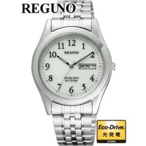 RS25-0091B  30%OFF 国内モデル  CITIZEN REGUNO シチズン レグノ  エコドライブ搭載のスタンダードシリーズ|iget