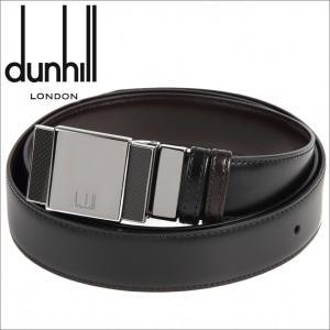 ダンヒル ベルト リバーシブル メンズベルト トップピンバックル DUNHILL BPJ820A42|iget