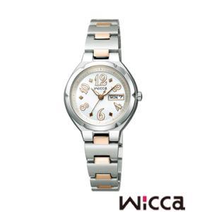 ウィッカ Wicca ソーラー時計 KH3-011-91 CITIZEN シチズン レディース腕時計 女性用 腕時計|iget