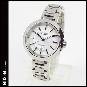 送料無料 ニクソン 時計 NIXON 腕時計 THE TESSA A246100 A246-100 テッサ ホワイト WHITE アナログ文字盤 iget