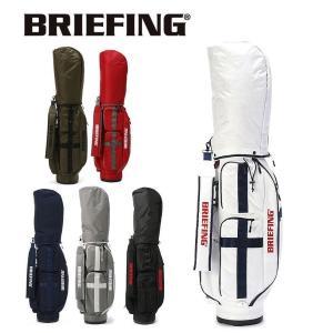 BRIEFING ブリーフィング ゴルフ キャディバッグ CR-6 BRG191D05