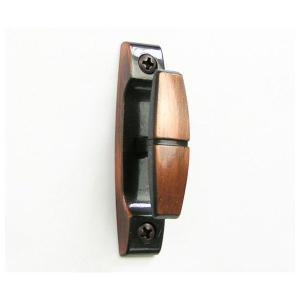 房掛け ふさかけ タッセルホルダー  2個組 メセ[大] ブロンズ色|igogochi