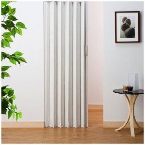 アコーディオンカーテン つっぱり式 パネルドア イージー/ 幅100cm×高さ174cm[直送品]|igogochi