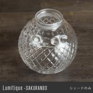 照明 ガラスシェード LED対応 ルミティーク さくらんぼ|igogochi