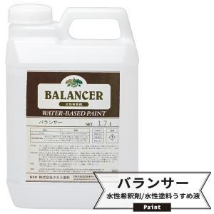 水性希釈剤 バランサー 水性塗料うすめ液 1.7L|igogochi