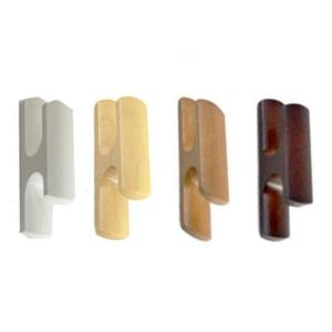 房掛け ふさかけ カーテン タッセルホルダー 木製 テープ式 シール式 2個セット 同色2個組|igogochi