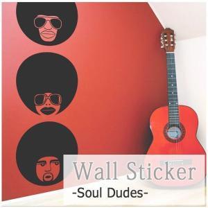 ウォールステッカー ソウルデューズ wd-075 Soul Dudes|igogochi