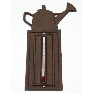 ジョウロ型温度計|igokochi