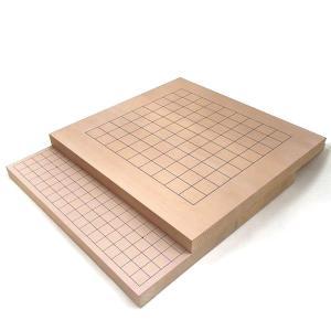 将棋盤 新かや10号卓上接合将棋・碁盤両用盤