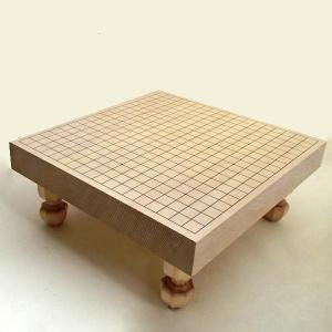 碁盤 新桂2寸足付碁盤 |igolabo