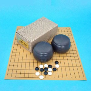 囲碁セット 塩ビの碁盤の囲碁セット|igolabo