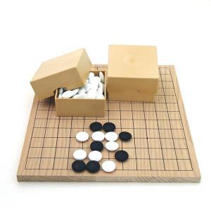 囲碁セット 9・13路碁盤セット|igolabo