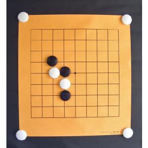 囲碁 解説用紙9路盤・7路碁盤セット|igolabo