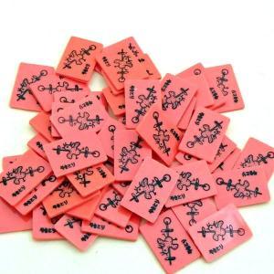 麻雀 やきとりマーク  100枚|igolabo