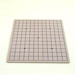 MDF材13路碁盤(裏9路盤)|igolabo