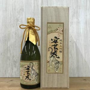 日本酒 高知 安芸虎 純米大吟醸酒 山田錦40%精米 720ml|igossou-sakaya