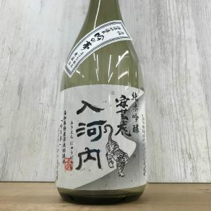 日本酒 高知 安芸虎 純米吟醸 入河内 無濾過  720ml (父の日)|igossou-sakaya