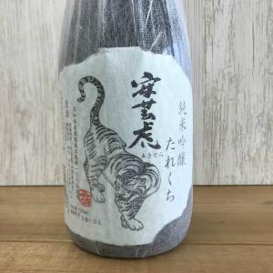 日本酒 高知 安芸虎 純米吟醸 たれくち 無濾過生酒 720ml igossou-sakaya
