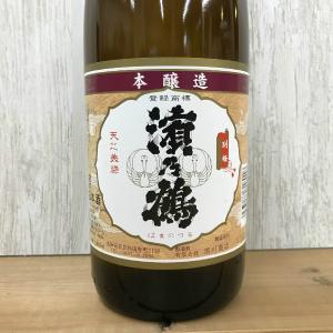 日本酒 高知 濱の鶴 本醸造 別格 1800ml (燗酒特集)|igossou-sakaya