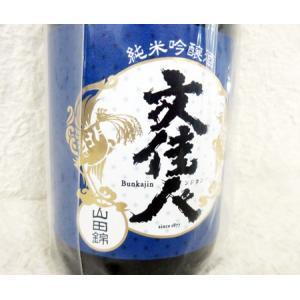 日本酒 高知 文佳人 純米吟醸 山田錦 720ml|igossou-sakaya