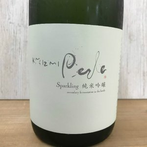 日本酒 高知 亀泉 Sparkling 純米吟醸  Perle -ペルル- (お歳暮・冬ギフト・贈り物)(Christmas・パーティー・女子会)|igossou-sakaya
