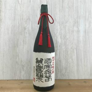 日本酒 高知 純米大吟醸原酒 酒家長春萬寿亀泉 1800ml  お中元 夏ギフト|igossou-sakaya
