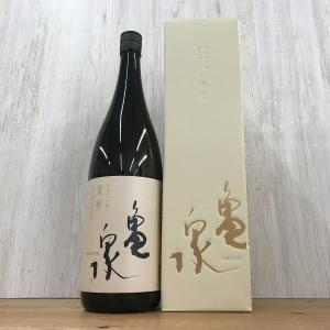 日本酒 高知 亀泉 純米大吟醸 貴賓 1800ml  お中元 夏ギフト|igossou-sakaya