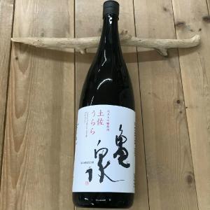 日本酒 高知 亀泉 純米大吟醸原酒 土佐うらら 1800ml (新特)|igossou-sakaya
