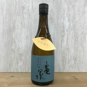 日本酒 高知 亀泉 純米吟醸原酒 高育63号 ひやおろし 720ml (ひやおろし・秋あがり)|igossou-sakaya