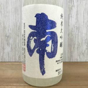 日本酒 高知 南 純米大吟醸 五百万石 720ml|igossou-sakaya