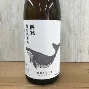 日本酒 高知 酔鯨 特別純米酒 720ml (燗酒特集) igossou-sakaya