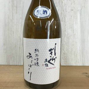 日本酒 高知 土佐しらぎく 純米吟醸あらばしり生 720ml (新特 )|igossou-sakaya