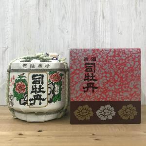 日本酒 高知 本醸造酒 金凰本醸造酒 金凰司牡丹菰樽 1800ml(角・菰・特大) igossou-sakaya