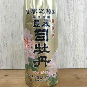 日本酒 高知 純米 豊麗司牡丹 1800ml (燗酒特集) igossou-sakaya