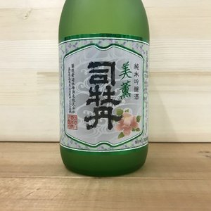 日本酒 高知 純米吟醸酒 美薫司牡丹 720ml igossou-sakaya