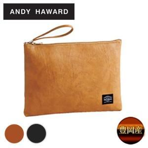 ANDY HAWARD バッグ メンズ クラッチバッグ 新品|igsuit