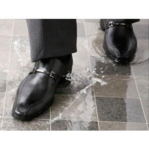 ビジネスシューズ メンズ 革靴 全天候対応/完全防水 新品|igsuit
