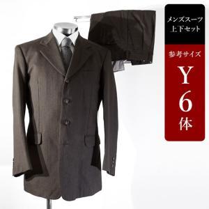 スーツ メンズ Y6体 シングルスーツ メンズスーツ 男性用/中古/訳あり/SARK09 igsuit