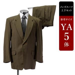 セール対象 MEN'S MELROSE スーツ メンズ YA5体 シングルスーツ メンズスーツ 男性用/中古/訳あり/SBCX22 igsuit