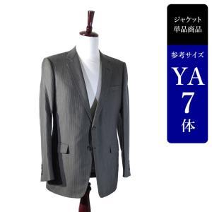 半額セール対象 ジャケット メンズ YA7体 LLサイズ メンズジャケット テーラードジャケット 男性用/中古/訳あり/クールビズ/UDFY01|igsuit