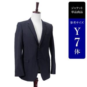 半額セール対象 MEN'S BIGI ジャケット メンズ Y7体 LLサイズ メンズジャケット テーラードジャケット 男性用/中古/訳あり/クールビズ/UDGB01|igsuit